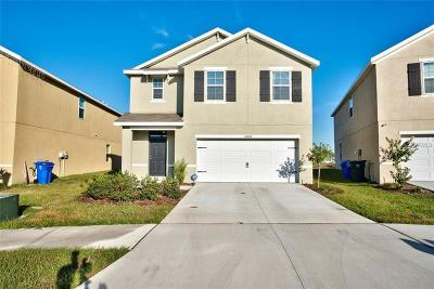 Riverview Single Family Home For Sale: 10604 Whispering Hammock Drive