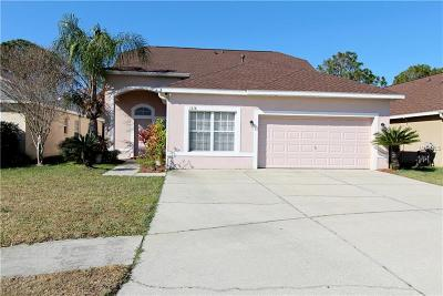 Hillsborough County Single Family Home For Sale: 1218 Vinetree Drive