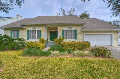 Tampa Single Family Home For Sale: 4719 W San Miguel Street