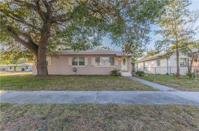 Hillsborough County Single Family Home For Sale: 3618 Sarah Street