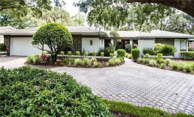 Temple Terrace Single Family Home For Sale: 1307 N Riverhills Drive