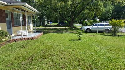 Tampa Single Family Home For Sale: 1412 Margaret Street