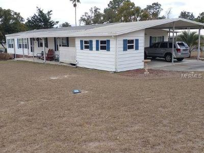 Mobile/Manufactured For Sale: 8033 Country Club Drive
