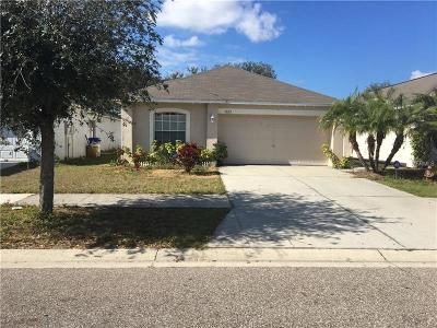 Single Family Home For Sale: 1022 Brenton Leaf Drive