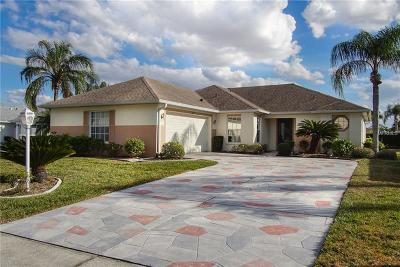 Single Family Home For Sale: 1219 Caloosa Creek Court