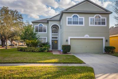 Single Family Home For Sale: 7302 Brightwater Oaks Drive