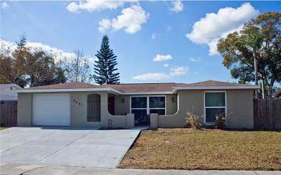 Port Richey Single Family Home For Sale: 9201 Chatam Lane