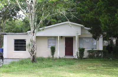 Tampa Single Family Home For Sale: 7715 Deleuil Avenue