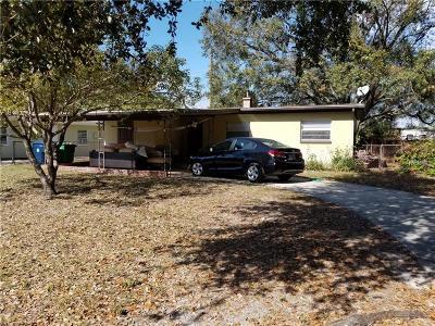 Tampa Single Family Home For Sale: 2921 W Saint John Street