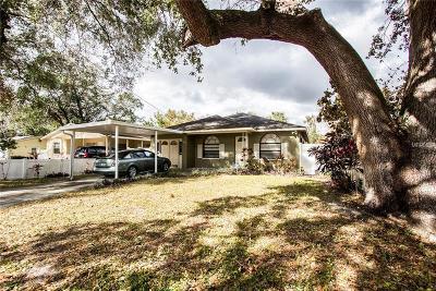 Tampa Single Family Home For Sale: 1818 E Fairbanks Street