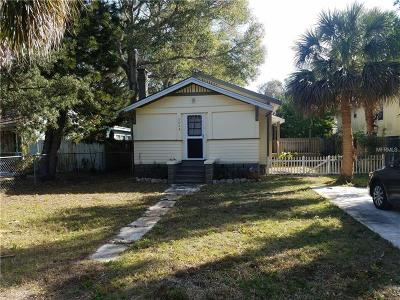 Gulfport FL Single Family Home For Sale: $279,000