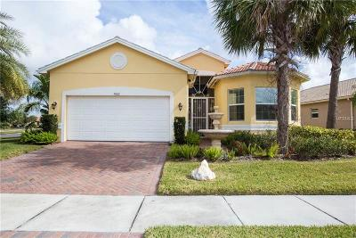 Hernando County, Hillsborough County, Pasco County, Pinellas County Single Family Home For Sale: 5002 Crystal Beach Drive