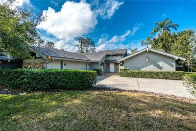 Hernando County, Hillsborough County, Pasco County, Pinellas County Single Family Home For Sale: 5347 Kemkerry Road
