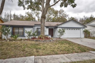 Hernando County, Hillsborough County, Pasco County, Pinellas County Rental For Rent: 4921 Dewey Rose Court