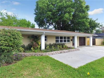 Single Family Home For Sale: 3917 W Bay To Bay Boulevard