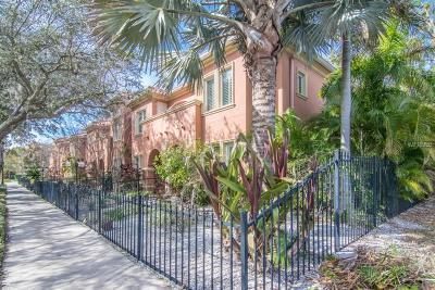 Tampa Townhouse For Sale: 3817 W Dale Avenue #1