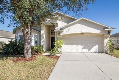 Valrico Single Family Home For Sale: 2706 Pankaw Lane