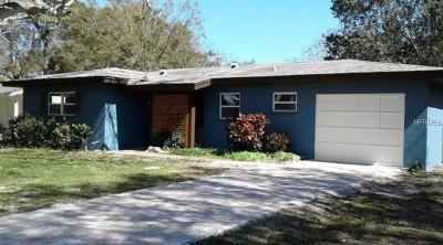 Clearwater Single Family Home For Sale: 1373 Byron Drive
