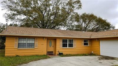 Tampa Single Family Home For Sale: 4408 Tarpon Drive