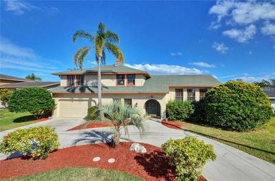Largo Single Family Home For Sale: 1763 Clearwater Harbor Drive