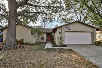 Single Family Home For Sale: 417 Van Reed Manor Drive