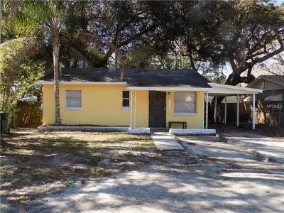 Tampa Single Family Home For Sale: 9406 N 15th Street