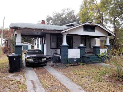 Tampa Single Family Home For Sale: 511 E Stratford Avenue