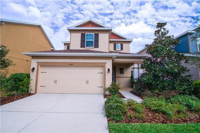 Apollo Beach Single Family Home For Sale: 6923 Old Benton Drive