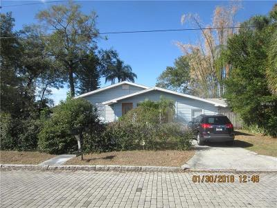 Tampa Single Family Home For Sale: 6802 N Wellington Avenue