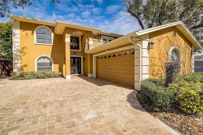 Tampa Single Family Home For Sale: 2911 W El Prado Boulevard