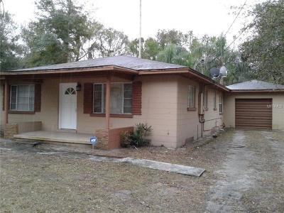 Single Family Home For Sale: 1513 E Hanna Avenue