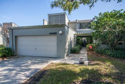 Tampa Townhouse For Sale: 13623 Twin Lakes Lane