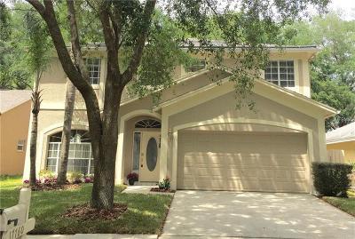 Single Family Home For Sale: 17760 Oak Bridge Street