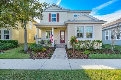 Apollo Beach FL Single Family Home For Sale: $395,000