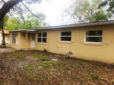 Apopka Single Family Home For Sale: 1213 Gay Street