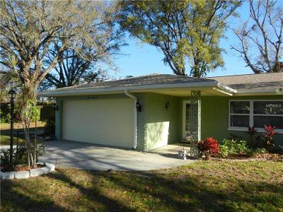 Clearwater Single Family Home For Sale: 1600 Fruitwood Drive