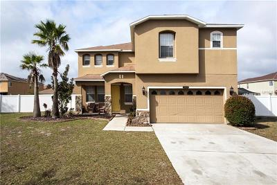 Riverview Single Family Home For Sale: 13601 Botany Bay Court