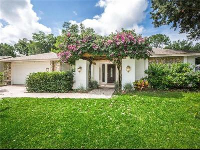 Palm Harbor Single Family Home For Sale: 3404 Brian Road S