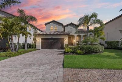 Bradenton Single Family Home For Sale: 5707 Title Row Drive