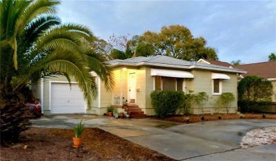 Tampa Single Family Home For Sale: 3507 W Azeele Street