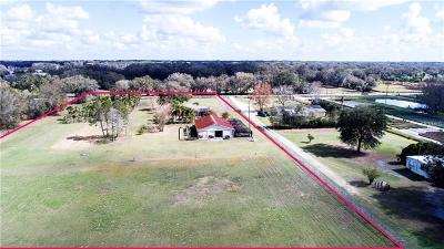 Plant City Single Family Home For Sale: 3115 N Forbes Road