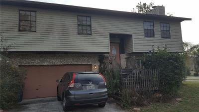 Single Family Home For Sale: 4526 Burlington Road