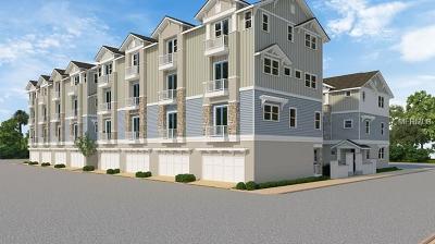 Sarasota Townhouse For Sale: 522 Laurel Park Drive