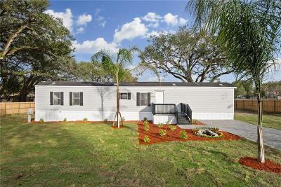 Dade City Single Family Home For Sale: 15214 21st Street