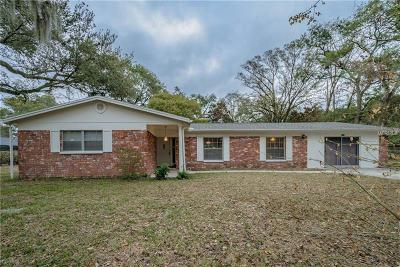 Brandon Single Family Home For Sale: 2101 Ramblewood Lane