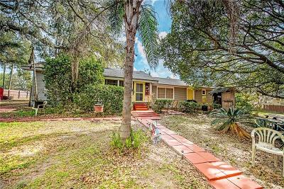 Dade City Single Family Home For Sale: 11851 Circle B Road