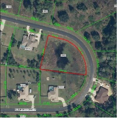 Residential Lots & Land For Sale: 27419 Elkwood Circle