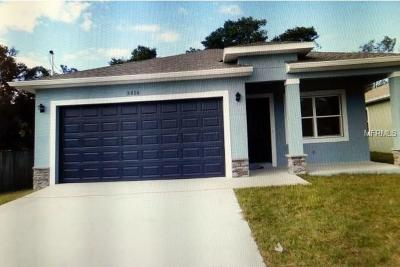 Tamp, Tampa, Temple Terrace Single Family Home For Sale: 3404 N 53rd Street
