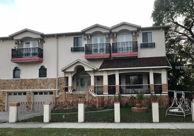Tampa Single Family Home For Sale: 50 Columbia Drive