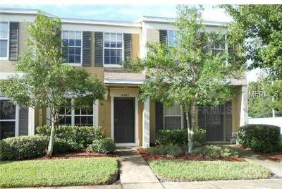 Weslely Chapel, Wesley Chapel Townhouse For Sale: 30063 Granda Hills Court